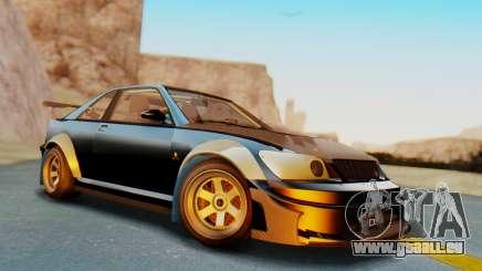 GTA 5 Karin Sultan RS Carbon IVF für GTA San Andreas