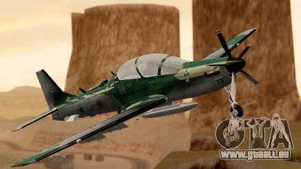 A-29B Embraer Super Tucano für GTA San Andreas