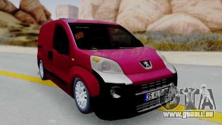 Peugeot Bipper für GTA San Andreas