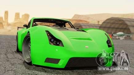 GTA 5 Bravado Verlierer Tuned für GTA San Andreas