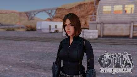 Marvel Future Fight - Daisy Johnson (Quake AOS3) pour GTA San Andreas