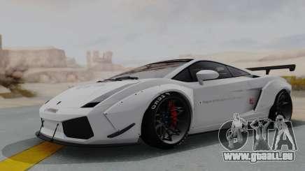 Lamborghini Gallardo 2005 LW LB Performance pour GTA San Andreas