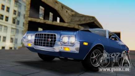 Ford Gran Torino Sport SportsRoof (63R) 1972 IVF für GTA San Andreas