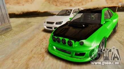GTA 5 Karin Sultan RS IVF für GTA San Andreas