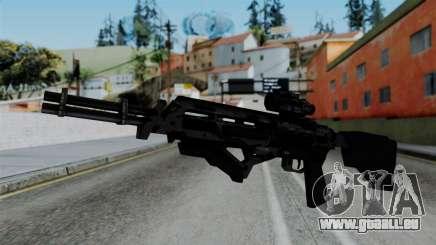 CoD Black Ops 2 - Storm PSR pour GTA San Andreas