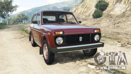 VAZ-2121 pour GTA 5