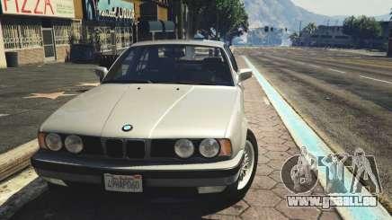 BMW 535i E34 v1.1 für GTA 5