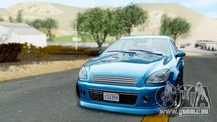 GTA 5 Declasse Premier für GTA San Andreas