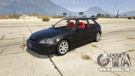 Honda Civic Type-R EK9 pour GTA 5