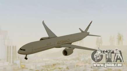 Boeing 777-9x Etihad Airways für GTA San Andreas