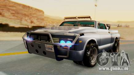 Slamvan v2.0 für GTA San Andreas