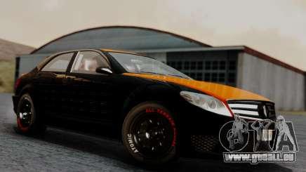 GTA 5 Benefactor Schafter V12 Arm für GTA San Andreas