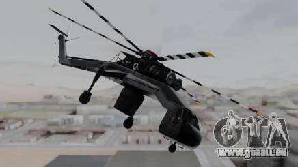 GTA 5 HVY Skylift pour GTA San Andreas