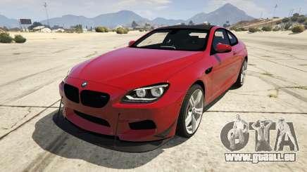 2013 BMW M6 Coupe pour GTA 5