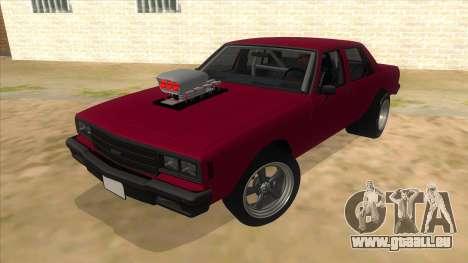 1984 Chevrolet Impala Drag für GTA San Andreas