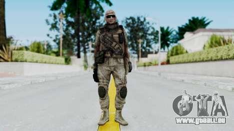 Crysis 2 US Soldier FaceB2 Bodygroup B für GTA San Andreas zweiten Screenshot