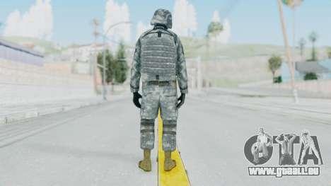 Acu Soldier Balaclava v1 pour GTA San Andreas troisième écran