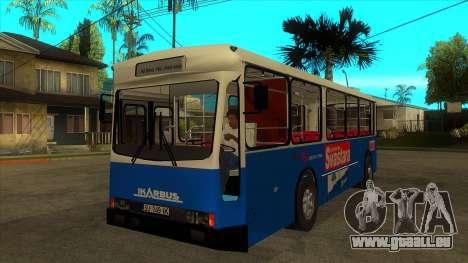 Ikarbus - Subotica trans pour GTA San Andreas