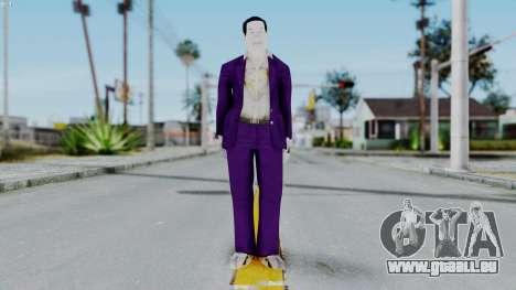 Bully Insanity Edition - MJ pour GTA San Andreas deuxième écran