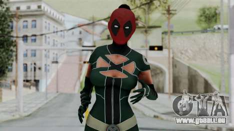 Deadpool The Game - Rogue Pool für GTA San Andreas
