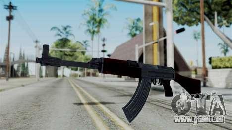No More Room in Hell - CZ 858 pour GTA San Andreas deuxième écran