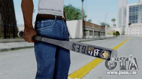 GTA 5 Bat pour GTA San Andreas troisième écran