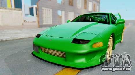Mitsubishi GT3000 FnF für GTA San Andreas