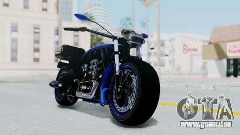 Turbike 4.0 pour GTA San Andreas