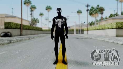 Marvel Future Fight Spider Man Black v1 für GTA San Andreas zweiten Screenshot