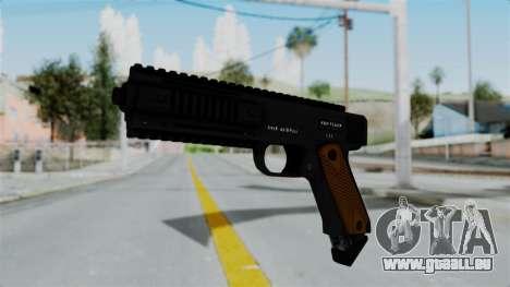 GTA 5 AP Pistol pour GTA San Andreas