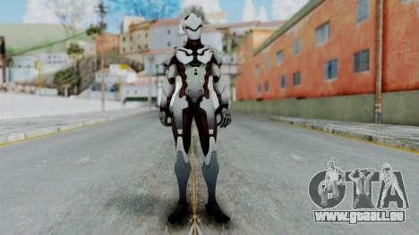 Genji - Overwatch pour GTA San Andreas deuxième écran