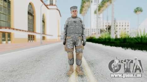GTA 5 US Marine für GTA San Andreas zweiten Screenshot