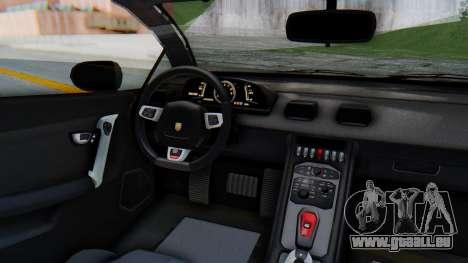 GTA 5 Pegassi Vacca IVF pour GTA San Andreas vue de côté