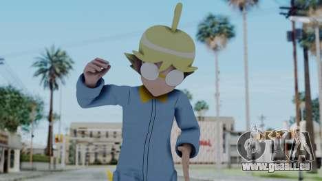 Pokémon XY Series, Clemont für GTA San Andreas