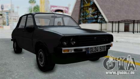 Dacia 1310 TX für GTA San Andreas zurück linke Ansicht