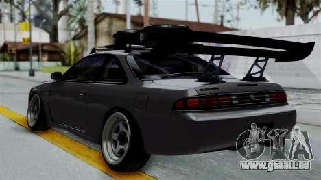 Nissan Silvia S14 Stance pour GTA San Andreas laissé vue