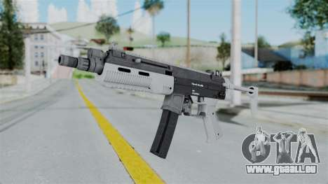 GTA 5 SMG - Misterix 4 Weapons pour GTA San Andreas
