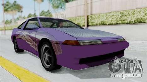 Uranus 2F2F Eclipse PJ für GTA San Andreas