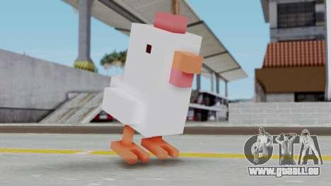 Crossy Road - Chicken für GTA San Andreas