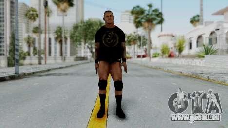WWE Randy 1 pour GTA San Andreas deuxième écran