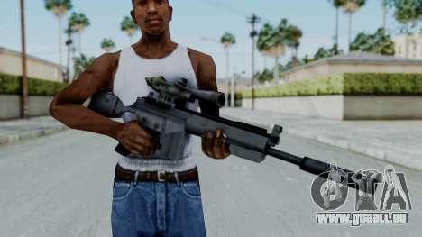 Vice City PSG-1 für GTA San Andreas dritten Screenshot