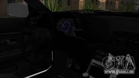 Nissan Skyline R32 Monster Truck pour GTA San Andreas vue de droite