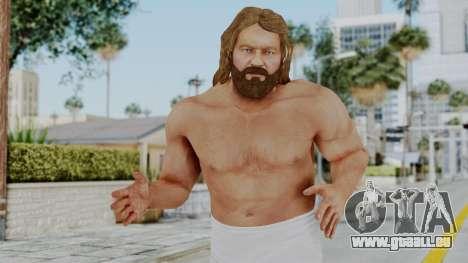 Big John Studd pour GTA San Andreas