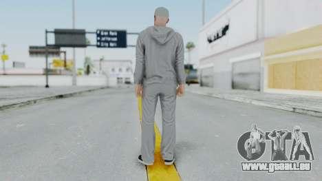 GTA Online - Custom Male Chav pour GTA San Andreas troisième écran