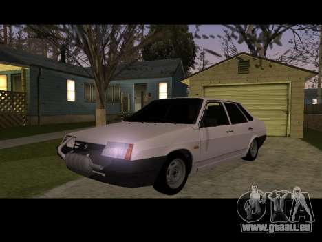 VAZ 21099 Auto Ohne kescher für GTA San Andreas