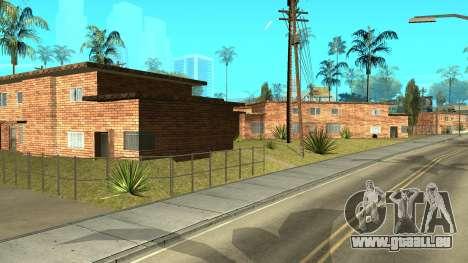 Nouvelle cachette de salions pour GTA San Andreas troisième écran
