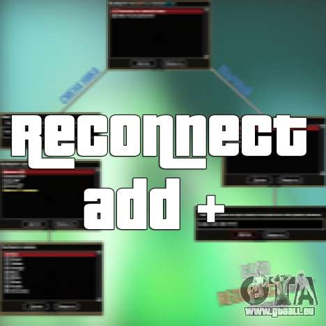 Reconnect Add für GTA San Andreas
