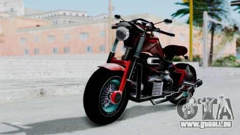 Turbike 3.0 pour GTA San Andreas