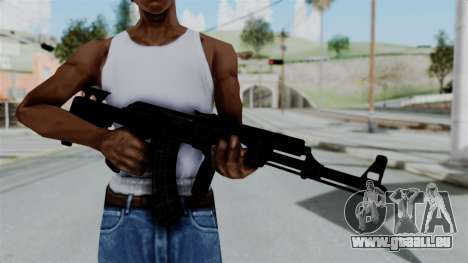 AK-47 Tactical pour GTA San Andreas