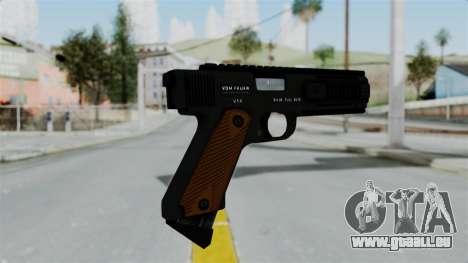 GTA 5 AP Pistol pour GTA San Andreas deuxième écran